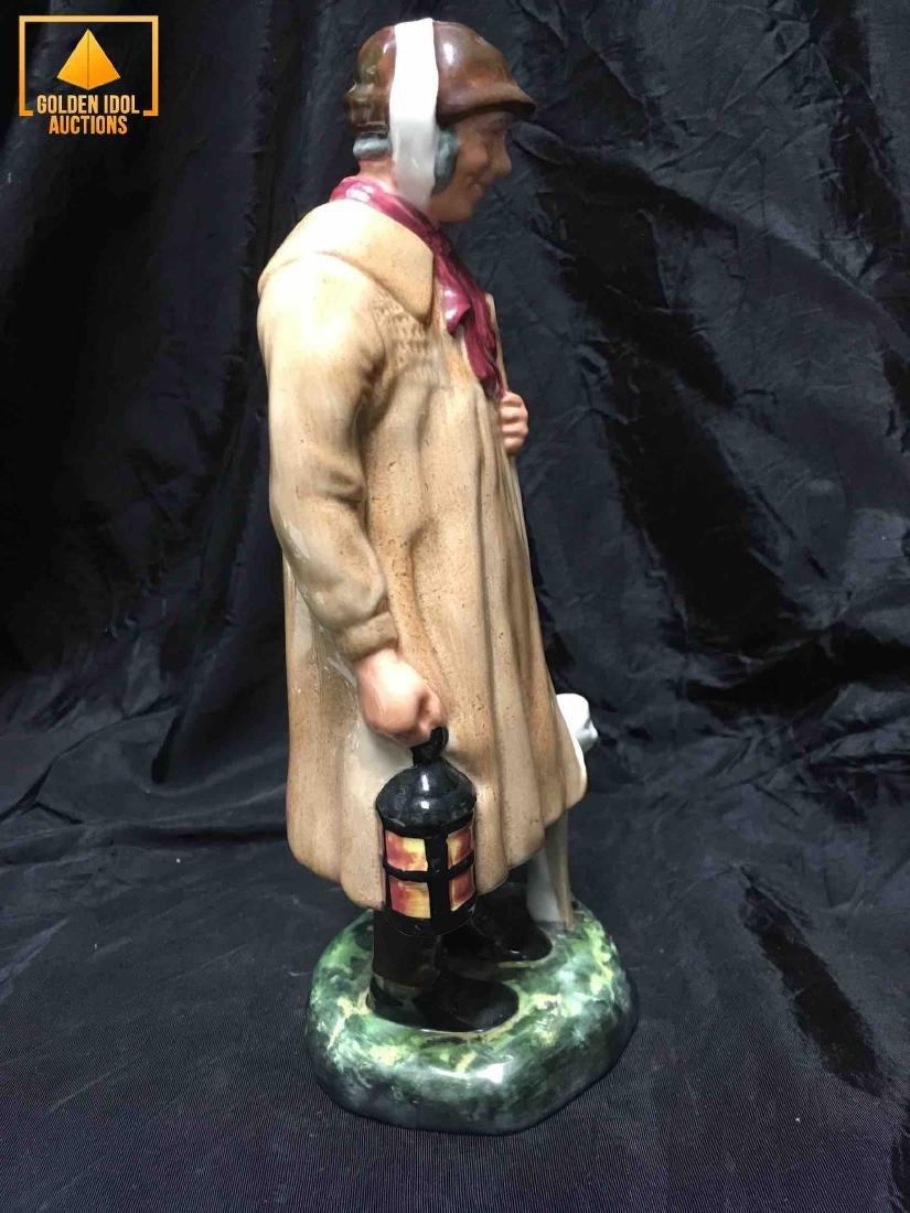 Vintage Royal Doulton Figurine - The Shepherd - 2
