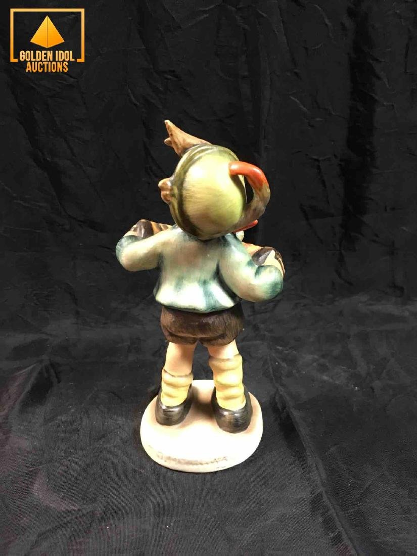 "Hummel Figurine #185 - ""Boy with accordion"" - 3"