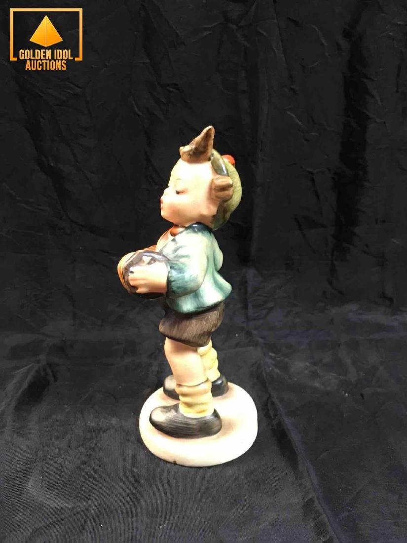 "Hummel Figurine #185 - ""Boy with accordion"" - 4"