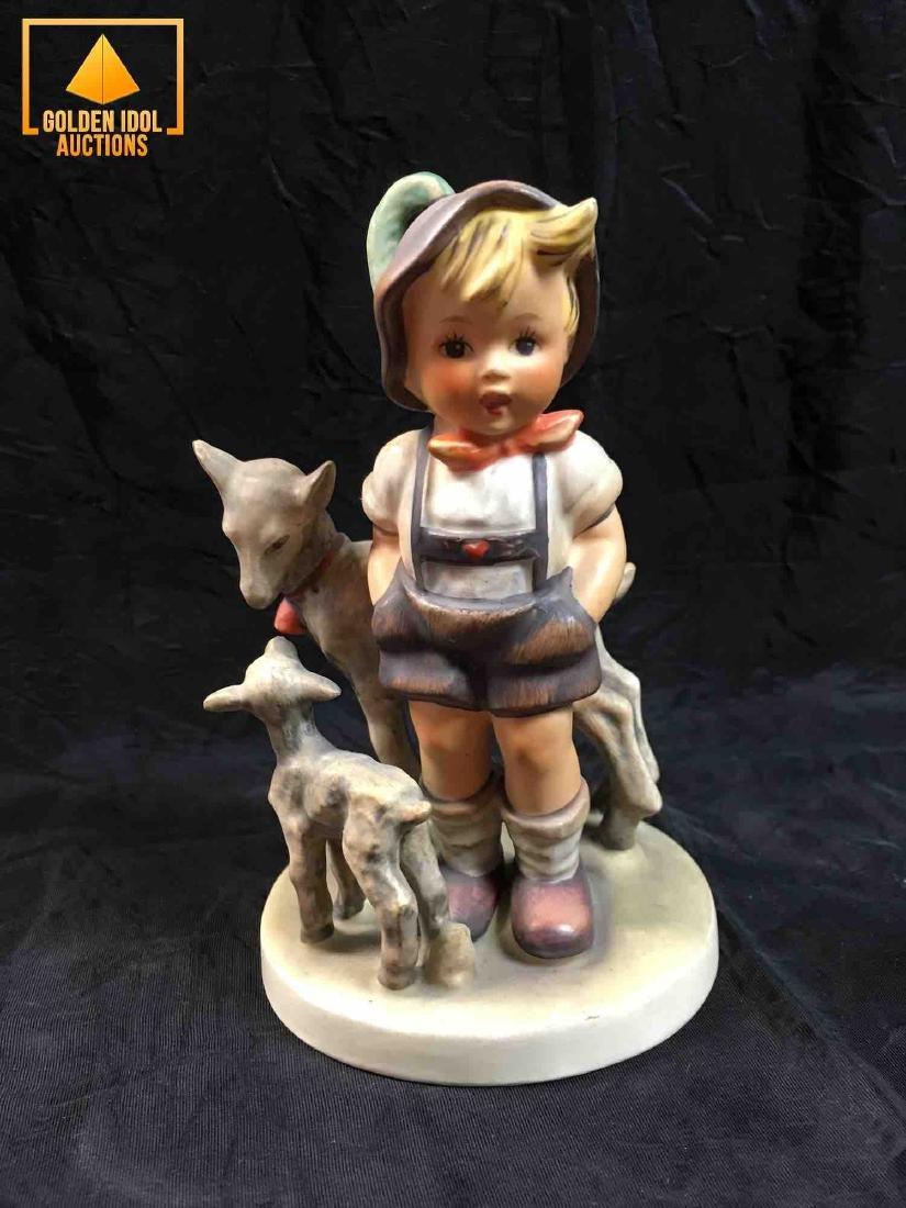 Hummel Figurine #200 - Little Goat Herder.