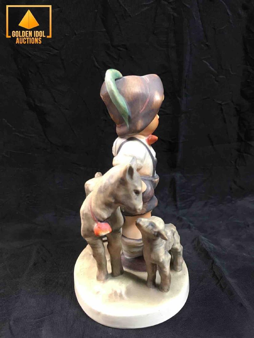 Hummel Figurine #200 - Little Goat Herder. - 2