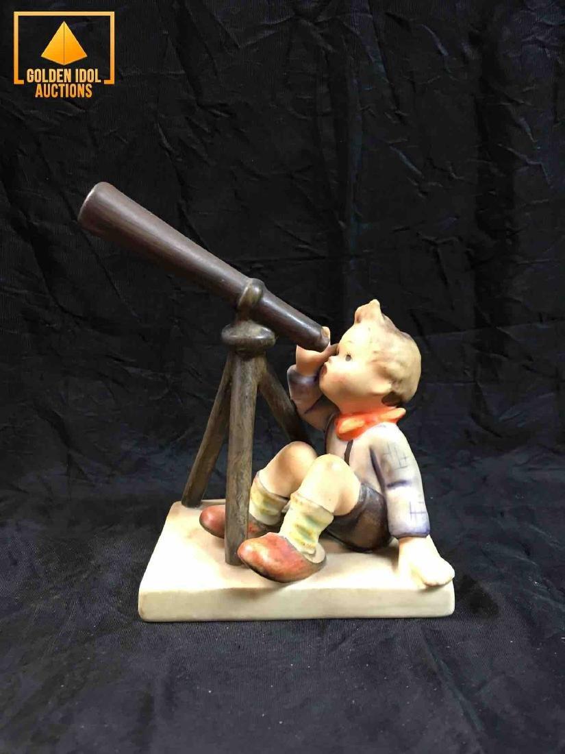 Hummel Figurine #132 - Boy with Telescope