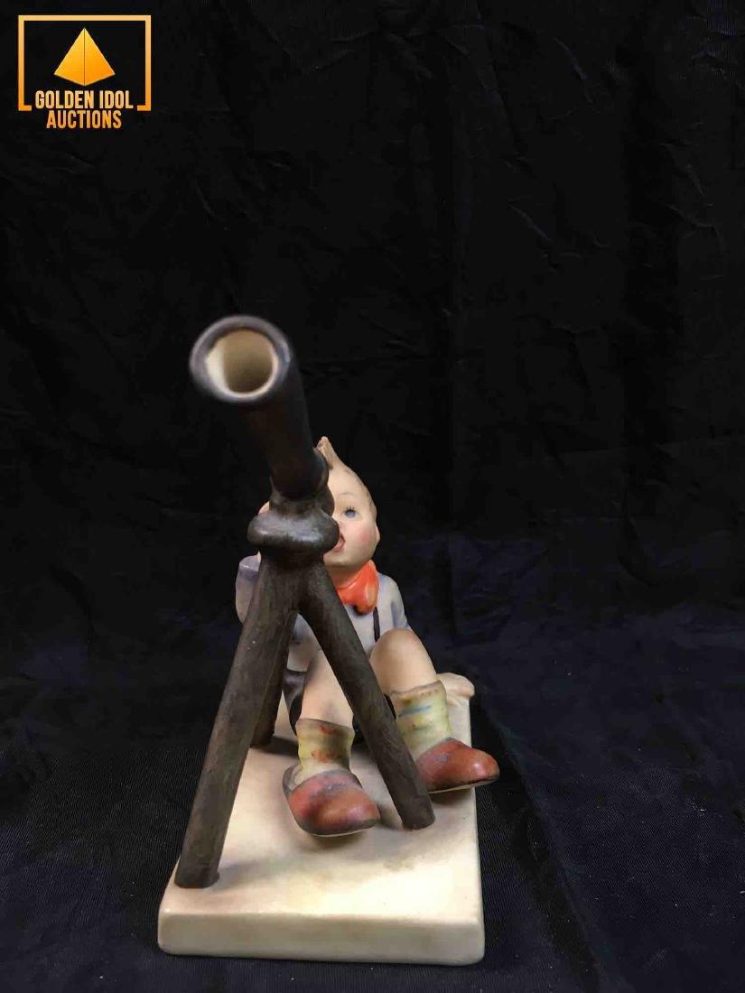 Hummel Figurine #132 - Boy with Telescope - 2