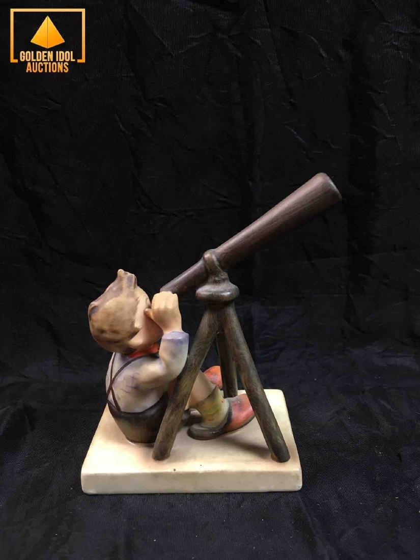 Hummel Figurine #132 - Boy with Telescope - 3