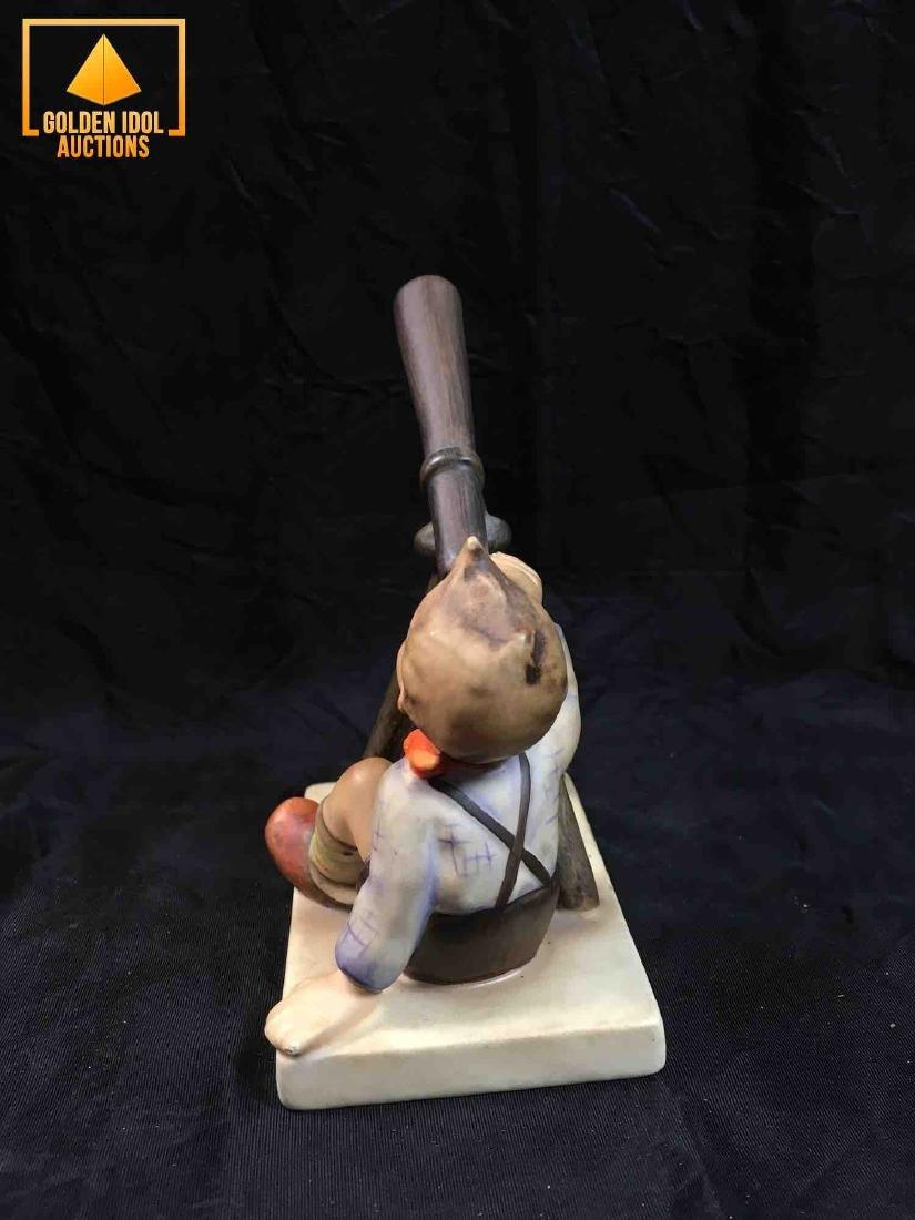Hummel Figurine #132 - Boy with Telescope - 4