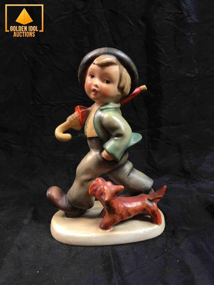 Hummel Figurine #5 - Strolling Along