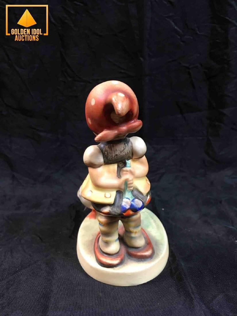 Hummel Figurine - Girl with goose. - 3
