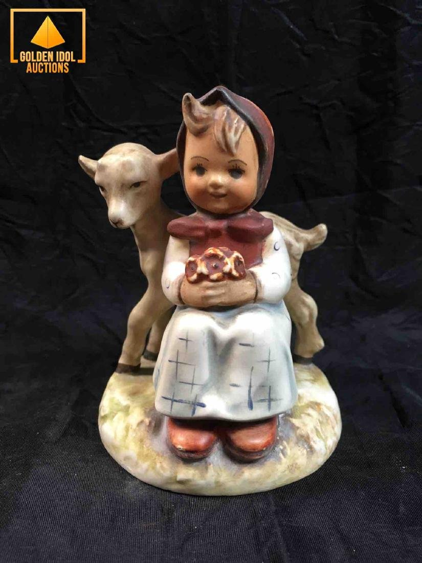 Hummel Figurine #182 - Good Friends