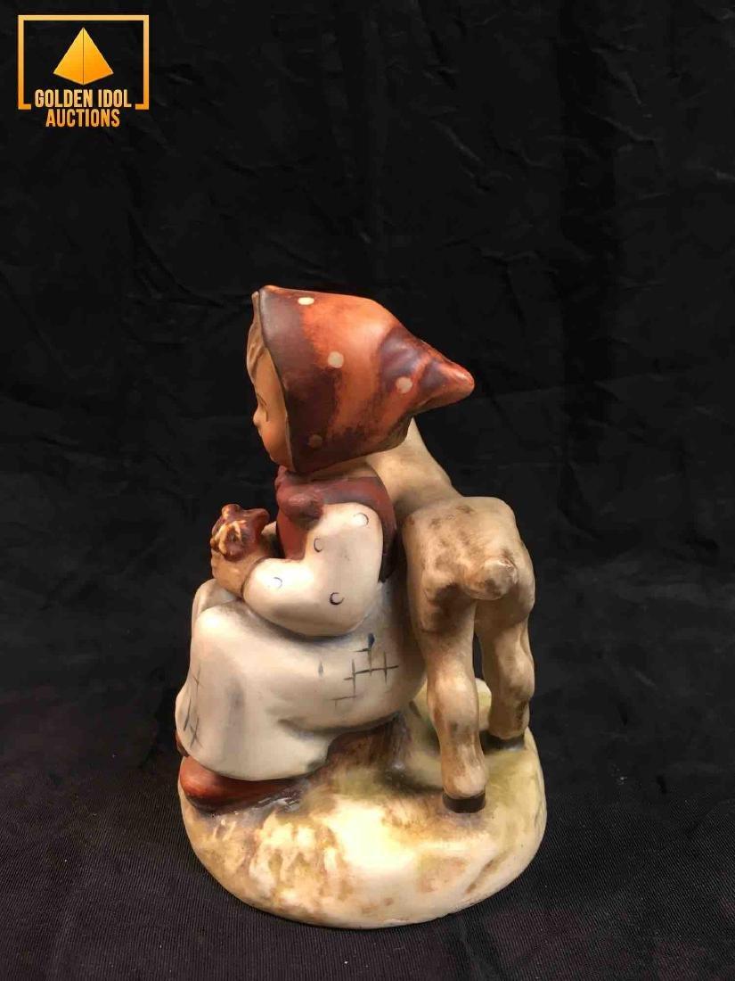 Hummel Figurine #182 - Good Friends - 4
