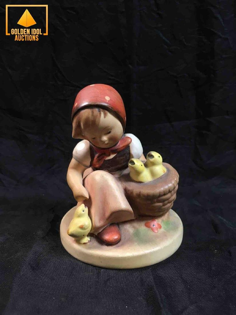 Hummel Figurine #57 - Chick Girl