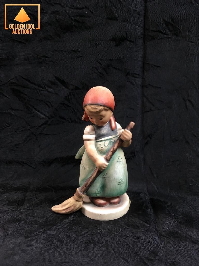 Hummel Figurine #171 - Little Sweeper