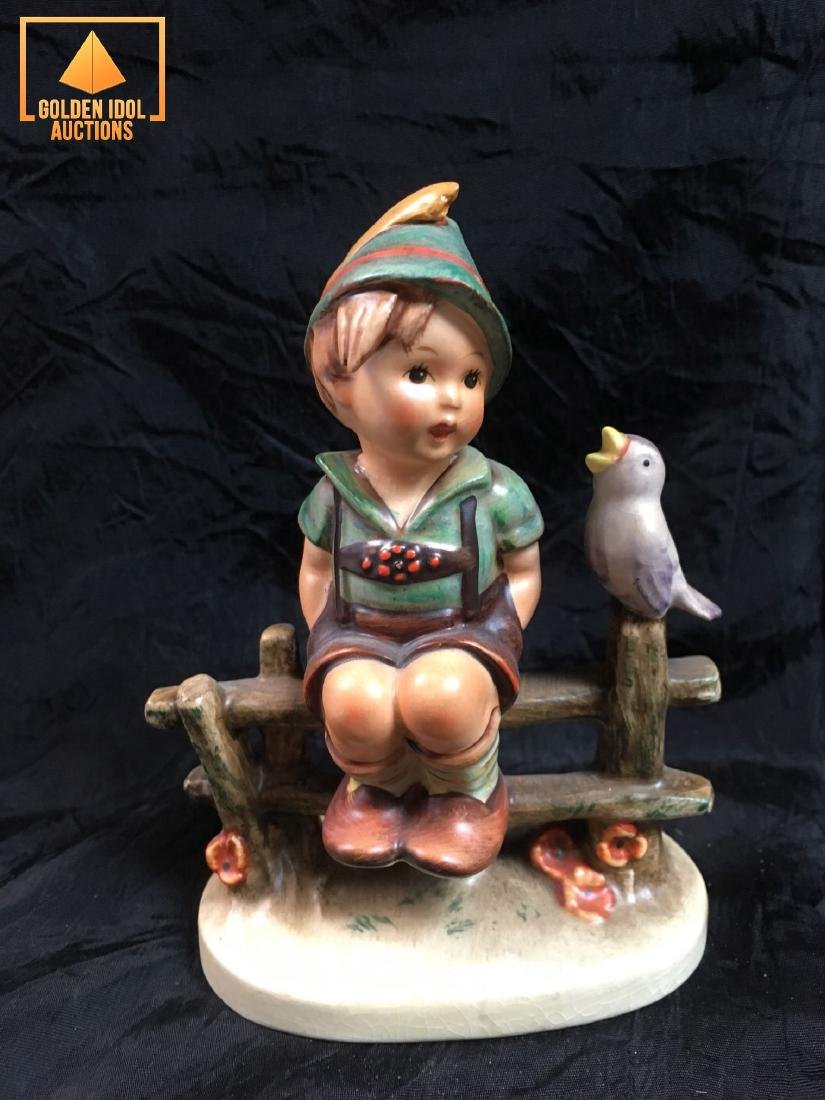 Hummel Figurine - Wayside Harmony