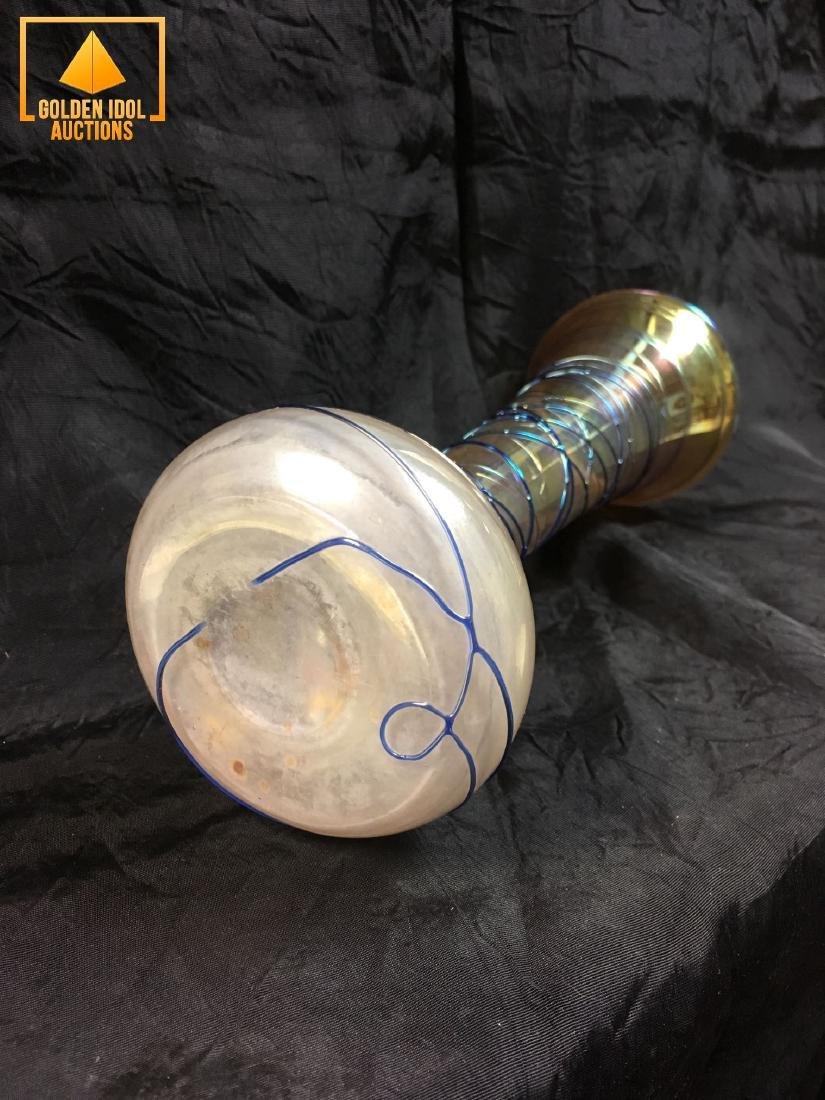 Artglass vase - 3