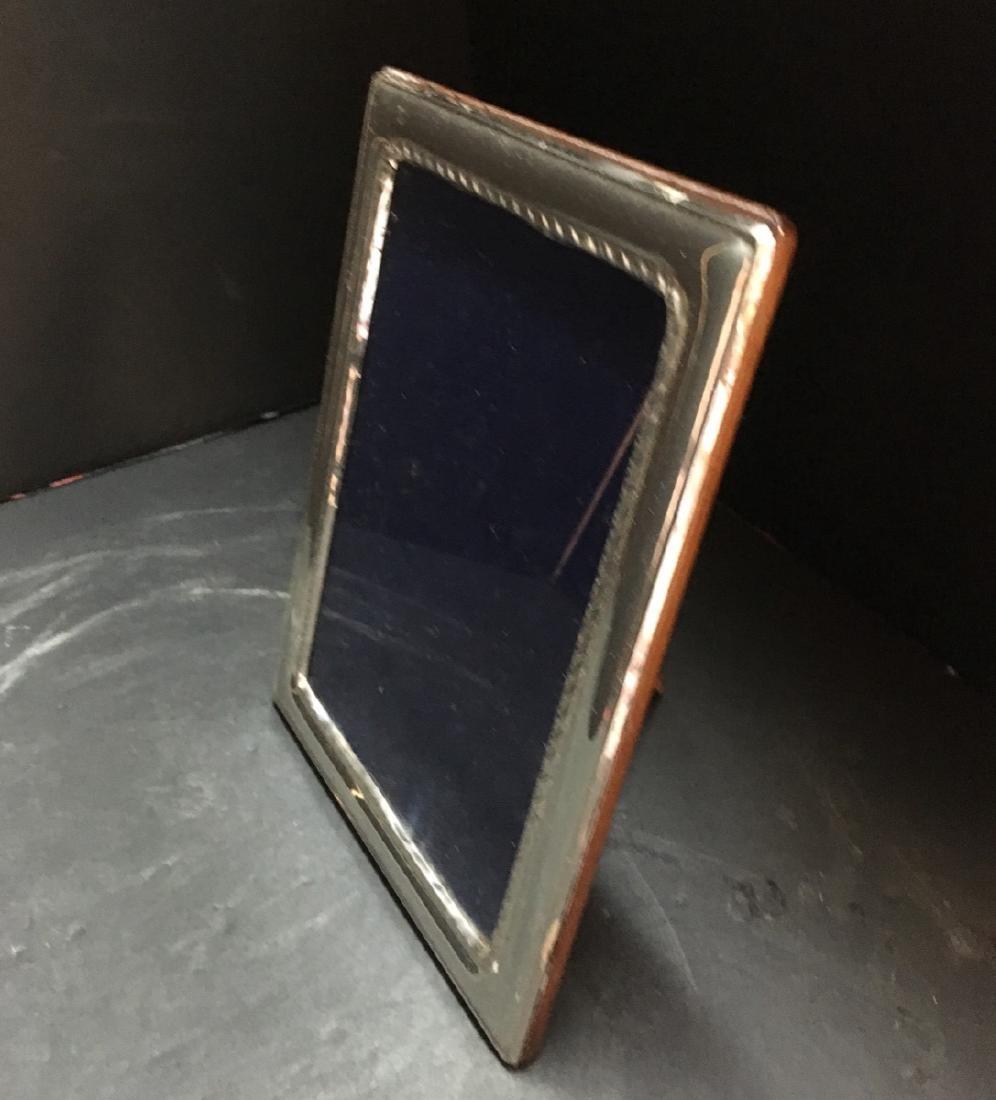 Vintage Sterling Silver Picture Frame