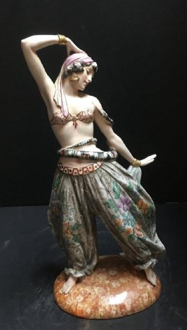 VicenzoBertolotti Female Serpent Dancer, Collection