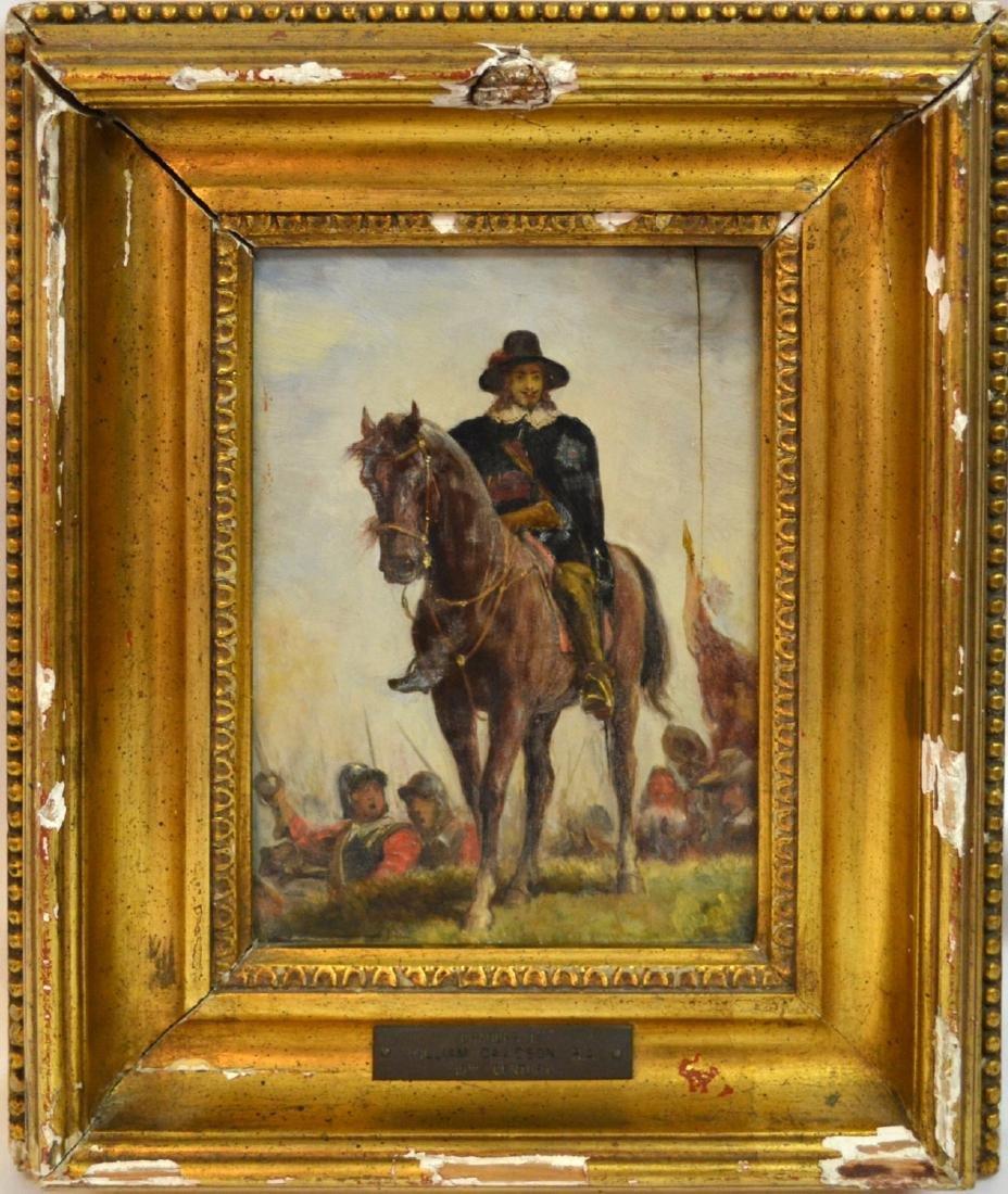 William H. DAVIDSON (1805-1870) Charles !