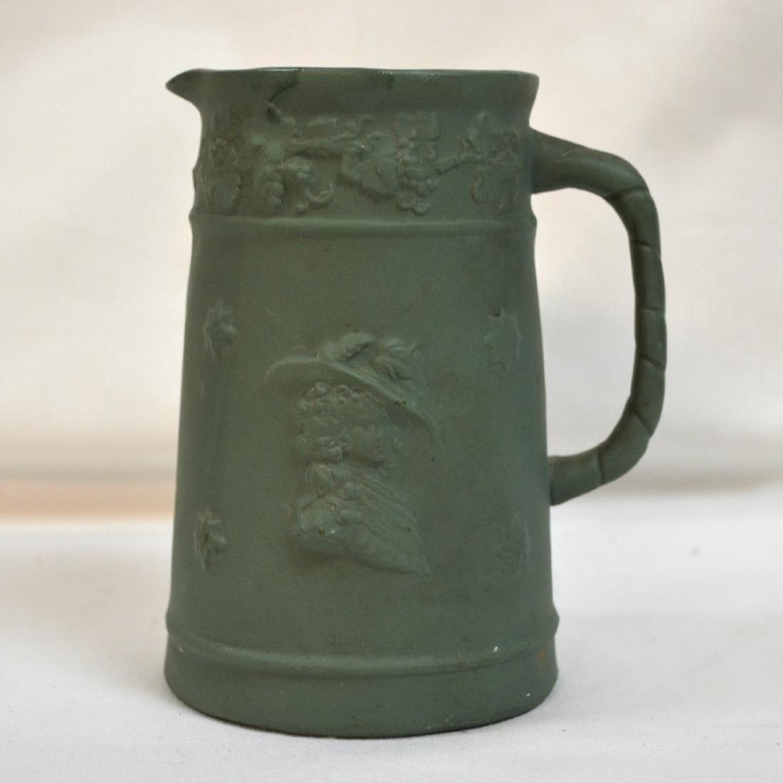 Antique Wedgwood Jasperware picher - 3