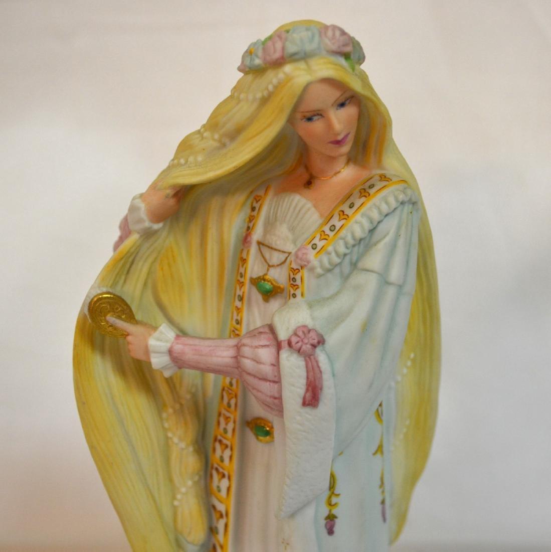 Lenox Legendary Princesses Rapunzel Figurine - 6