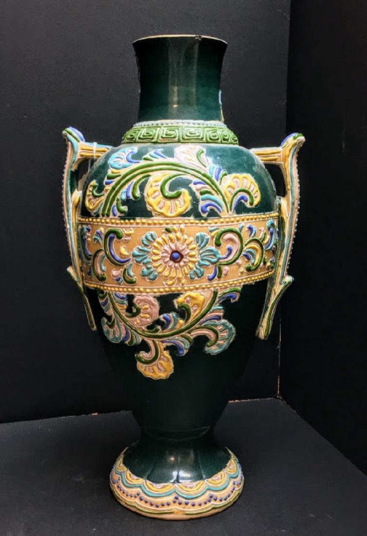 Antique Japanese Arita Vase
