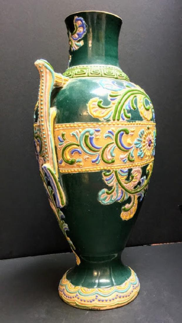 Antique Japanese Arita Vase - 4