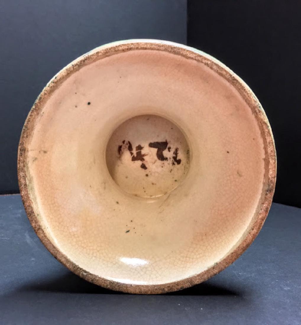 Antique Japanese Arita Vase - 5