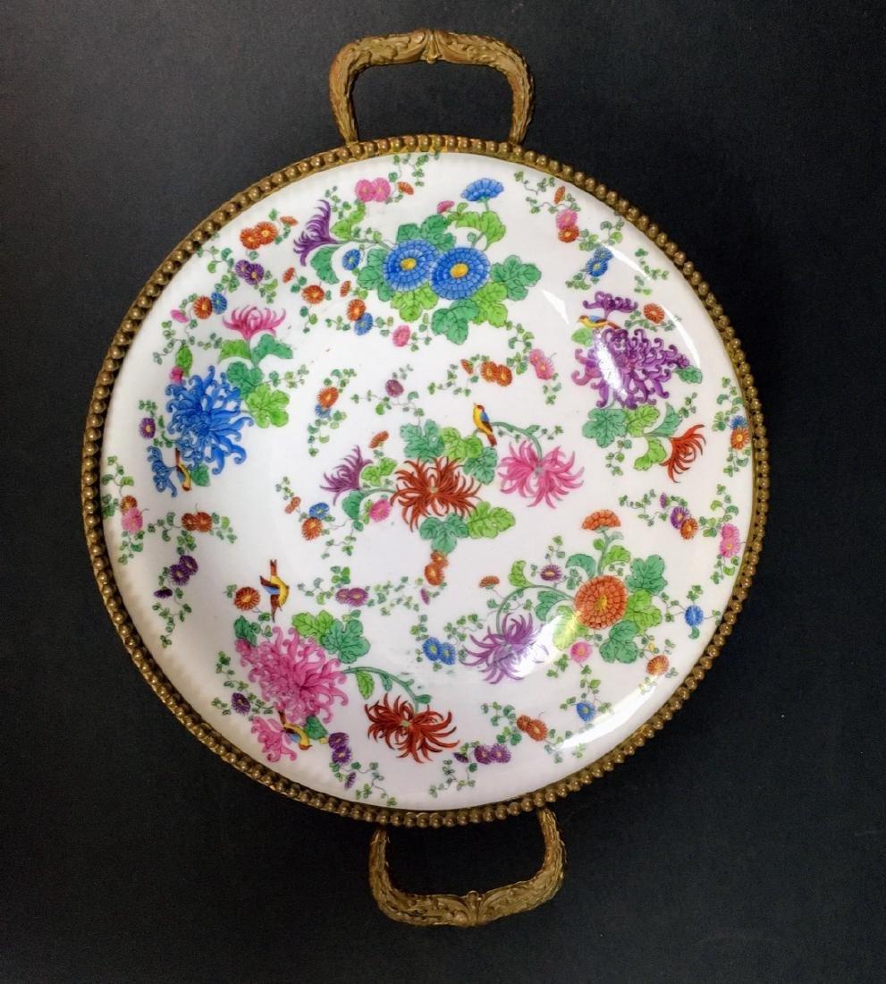 Antique French porcelain Centerpiece - 3