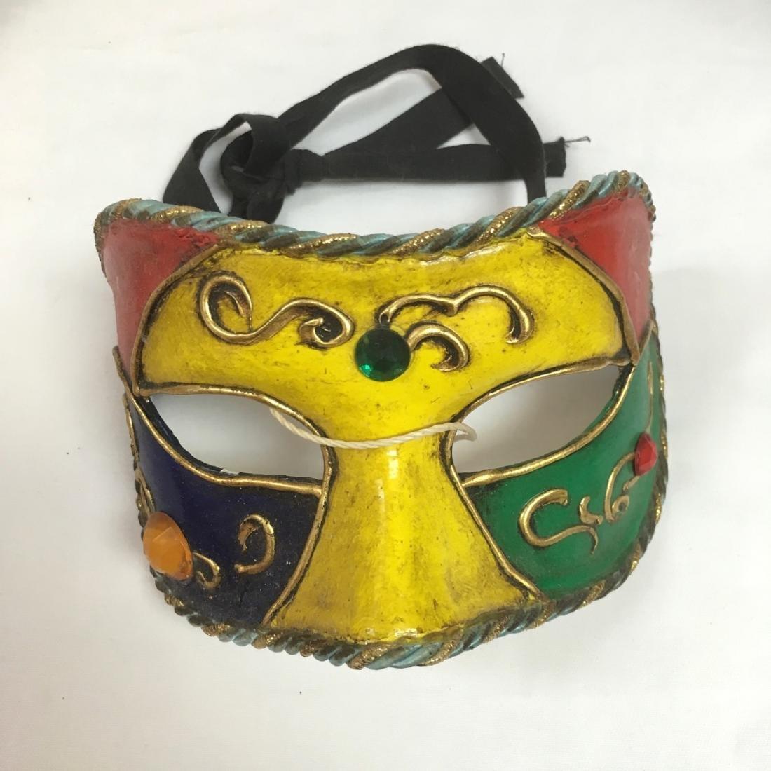 Lot of assorted Venetian Carnevale Masks, Handmade in - 2