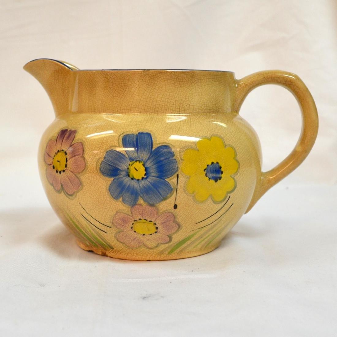 Antique Kensington Pottery Picher England