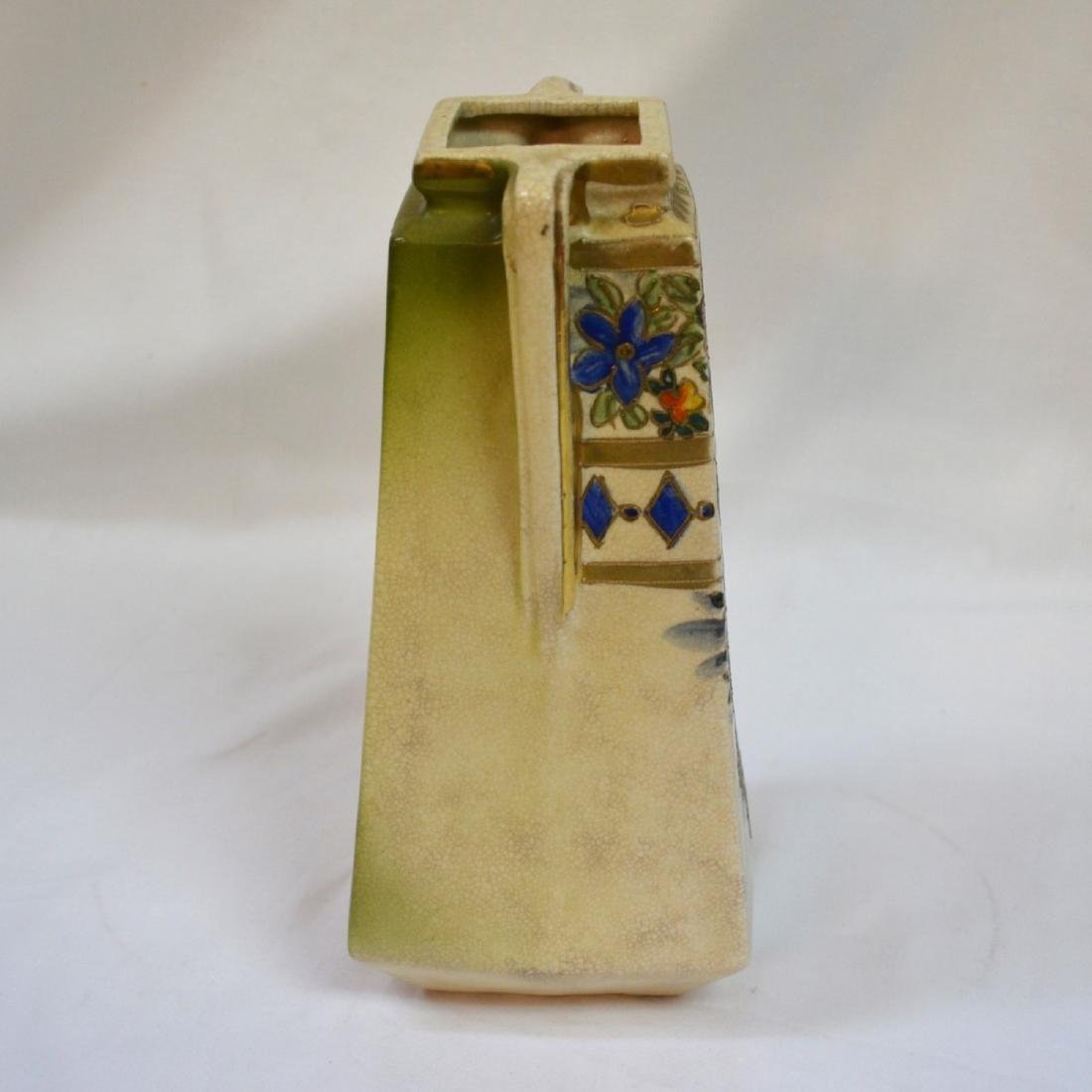 Antique Nippon Hand Painted Vase - 2