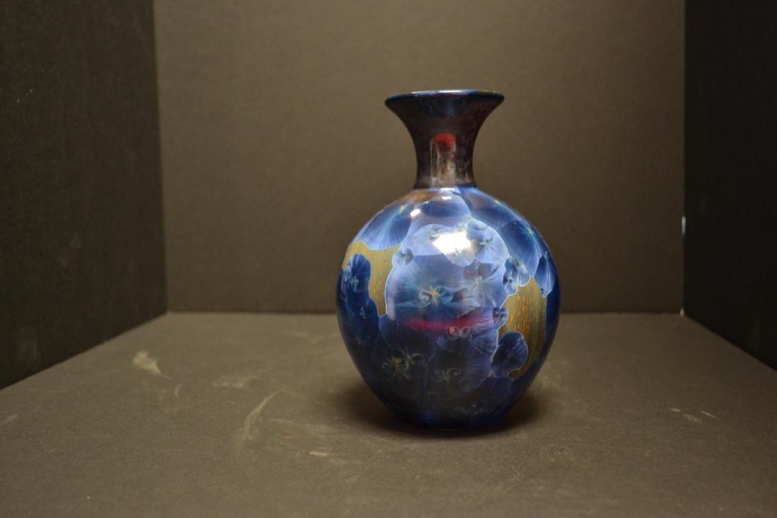 """Vintage """"Wizard of Clay"""" Vase"""