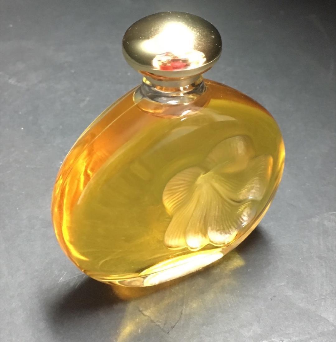 Vintage Nina Ricci L' Air Du Temps Lalique Perfume - 2