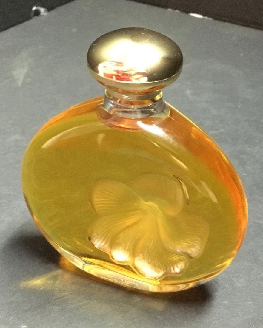 Vintage Nina Ricci L' Air Du Temps Lalique Perfume - 3
