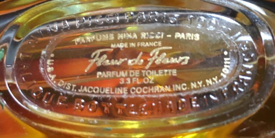 Vintage Nina Ricci L' Air Du Temps Lalique Perfume - 6