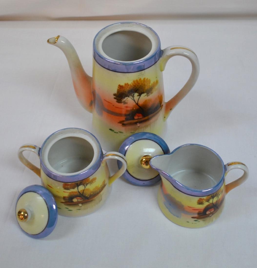 Vintage Mid Century Set  3 pieces Tashiro Shoten Ltd - 5