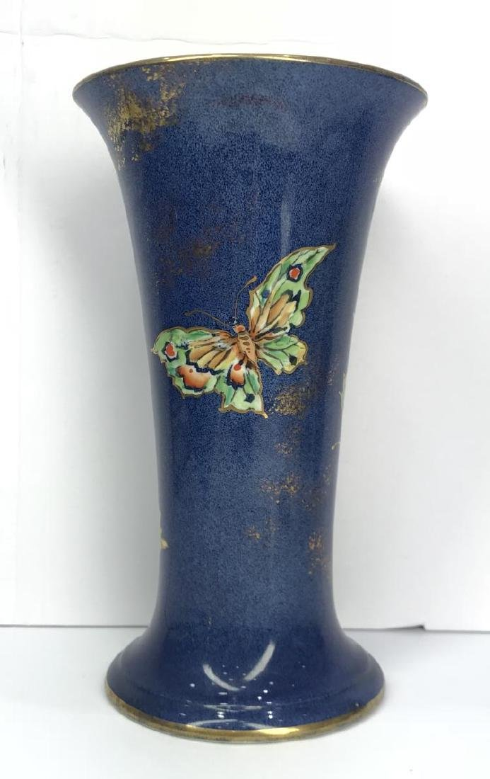 BRITISH ART POTTERY CO., RIALTO WARE FENTON VASE