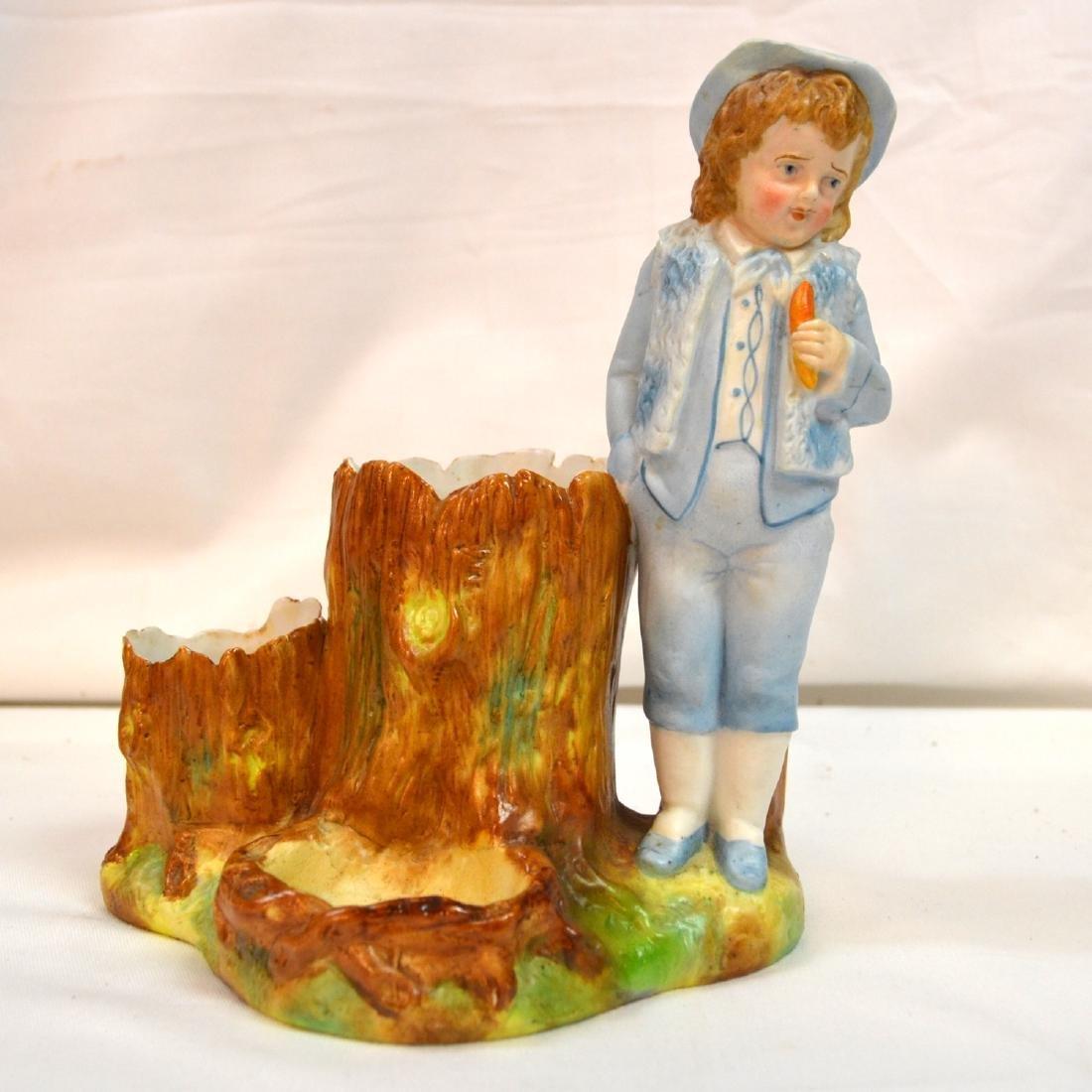 Antique german porcelain figure