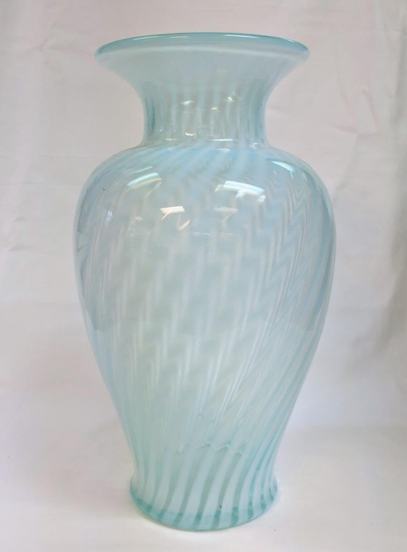 Fenton Art Glass Large Vase