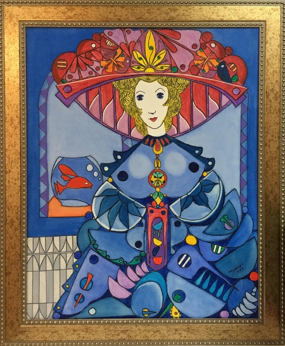Jose MARIA MIJARES (CUBAN Art)