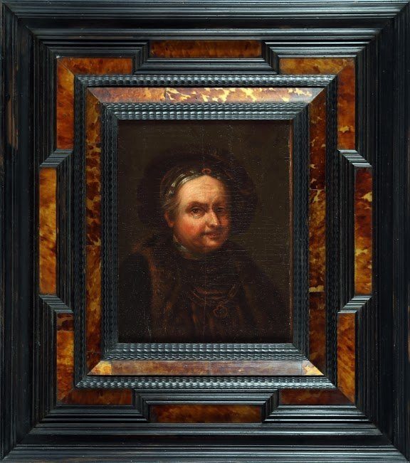 European School of 17th-18th Century Portrait of a man