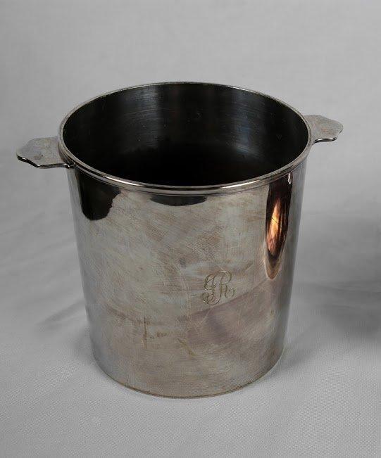 A Silver Ice Bucket