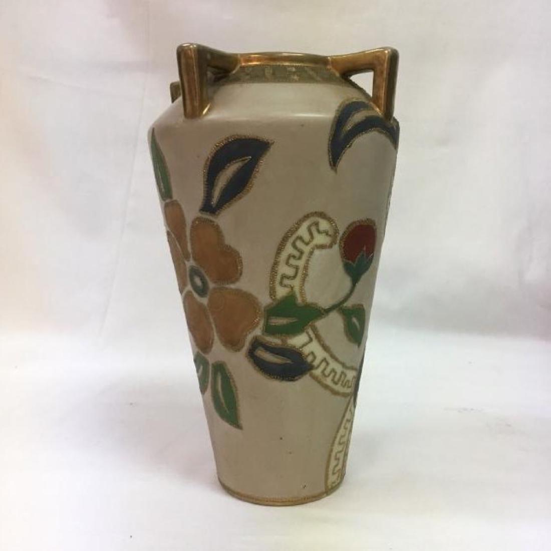 Noritake Morimura Bros Nippon Porcelain Vintage Vase