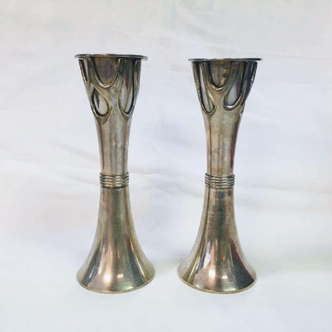 Jewish, Shabbat Candle Holders / Sticks, Classic,