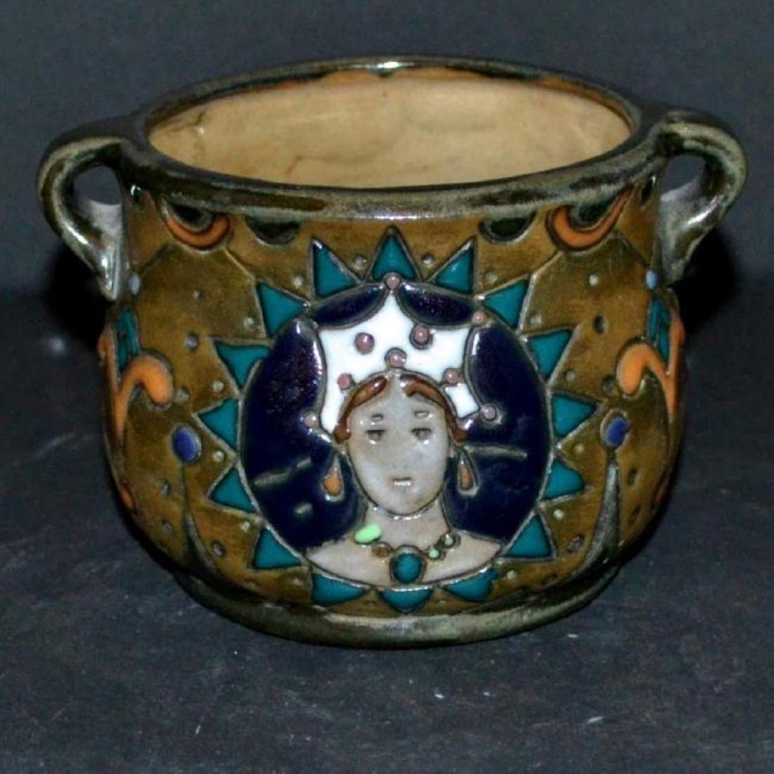 Antique Amphora Works Reissner 1905-1945 Vessel