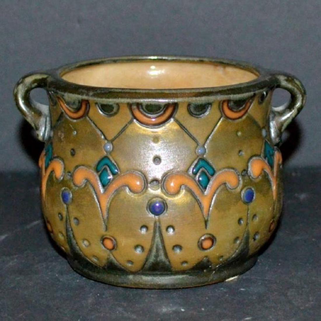 Antique Amphora Works Reissner 1905-1945 Vessel - 2