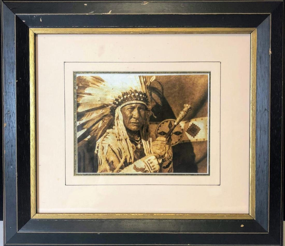 Vintage ,Old Photos of Native American