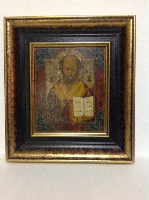 Russian Icon, Saint