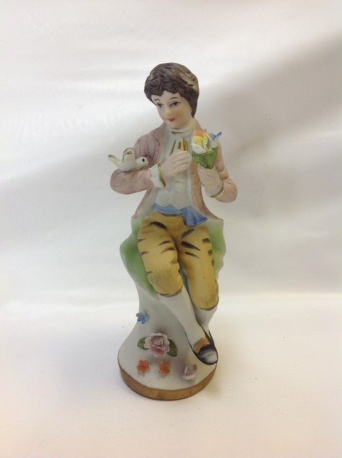 Capodimonte, Handsome Young Man
