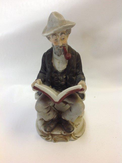 Capodimonte Porcelain Old Man