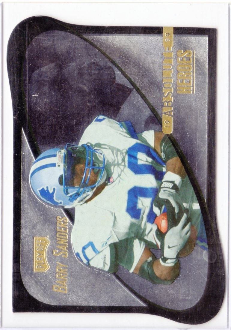 1999 Barry Sanders Jumbo HE20