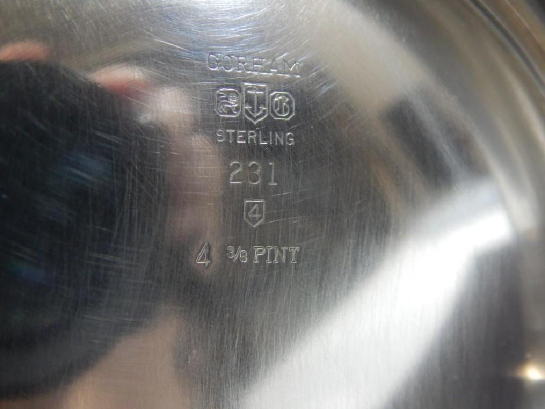 Gorham Sterling Silver Pitcher - 3